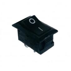 KCD1-101 B/B Переключатель 1 клав. (черный)
