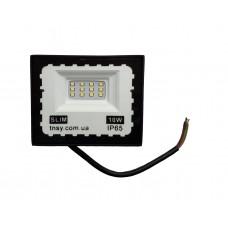 Прожектор LED 10W Ultra Slim 180-260V 900Lm 6500K IP65 SMD