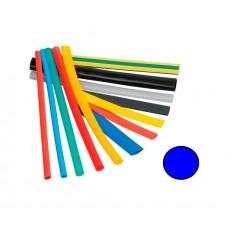 Термоусадочная трубка ТТН2х1 2/1 синяя (1м.)