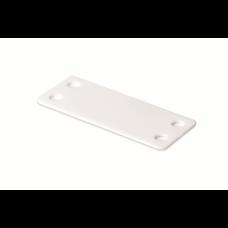 Табличка маркировочный для маркера, цвет белый, 60,5х25,2 мм 2104293 ДКС