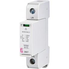 Ограничитель перенапряжения ETI 002440500 ETITEC M T12 300/7 (1+0 2p TNC)