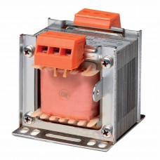 Трансформатор напряжения ETI 003801142 TRANSF 1f F 24-0-24V 63VA