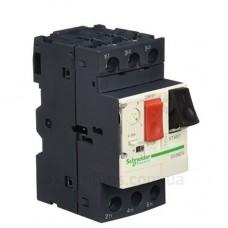 Автомат для защиты двигателя TeSys GV2 0,4-0,63А