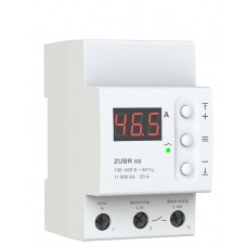 Реле контроля тока ZUBR I50 с термозащитой