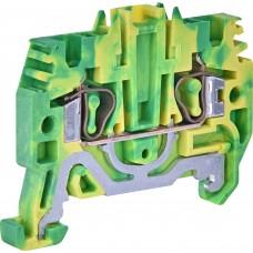 Заземляющая клемма ETI 003903191 ESP-HTE.2 (2.5мм² желто-зеленая)