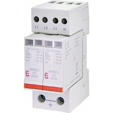 Ограничитель перенапряжения ETI 002442943 ETITEC V 2T2 255/20 (4+0)