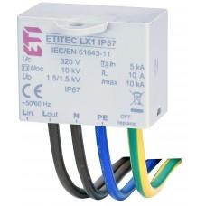 Ограничитель перенапряжения ETI 002442983 ETITEC LX1 IP67