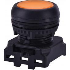 Утопленная кнопка-модуль с подсветкой ETI 004771255 EGFI-A (оранжевая)