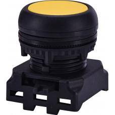Кнопка-модуль утопленная ETI 004771243 EGF-Y (желтая)