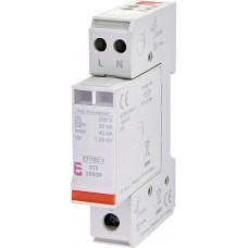 Ограничитель перенапряжения ETI 002442940 ETITEC V 2T2 255/20 (2+0)