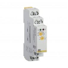 Реле контроля тока ori 0,2-2А 24-240В ac/24В dc, иек [ori-01-2]