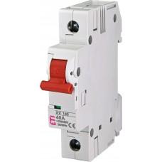 Выключатель нагрузки ETI 002423123 SV 140 1р 40A