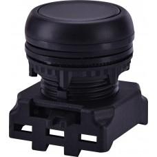 Кнопка-модуль утопленная ETI 004771242 EGF-C (черная)