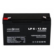 Аккумулятор AGM LP 6-12 AH