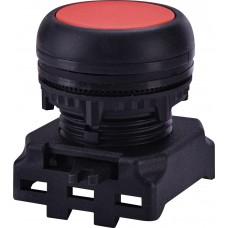 Кнопка-модуль утопленная ETI 004771240 EGF-R (красная)