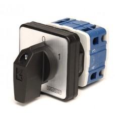 Кулачковый переключатель EMAS PSA025AK431S ON-OFF (0-1) 25А