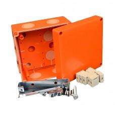 Распределительная коробка жаростойкая Kopos IP66 126х126х74мм