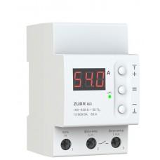 Реле контроля тока ZUBR I636 с термозащитой
