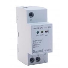 Электронное реле защиты EMAS ECKR1A без индикации