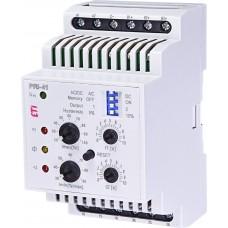 Двухуровневое реле контроля тока ETI 002471601 PRI-41 230V (3 диапазона) (2x16A AC1)