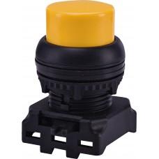 Выступающая кнопка-модуль ETI 004771263 EGP-Y (желтая)