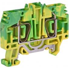 Заземляющая клемма ETI 003903193 ESP-HTE.6 (6мм² желто-зеленая)