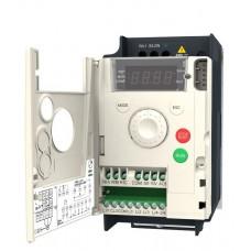 Частотный преобразователь Schneider electric ATV12 0,37кВт