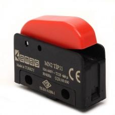 Концевой мини выключатель EMAS MN2TIP11