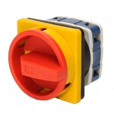 Кулачковый переключатель EMAS PSA020AK241E аварийный ON-OFF (0-1) 20А