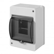Модульный щиток Elektro Plast 2304-01-IP30 на 4 модуля (2304-01)
