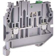 Винтовая клемма-разъединитель ETI 003903064 ЕSC-CBS.2 (2.5мм² серая)
