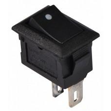 Клавишный переключатель kcd5-101 b/b миниатюрный, Аско [a0140040099]