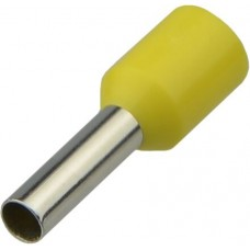 Наконечники трубчатые нт 1,0-08 желтые (упаковка 100шт. ) Аско [a0060010084]