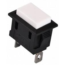 Миниатюрная кнопка управления PBs-101 wh/b, Аско [a0140040152]