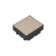 Коробка пластиковая под заливку в бетон для лючка на 4 модуля ETK44108 Ultra
