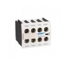 Блок дополнительных контактов ax-3M/22 для nxc-06M ~ 12M, Chint [925186]