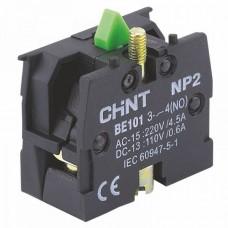 Блоки контактные np2-be101, 1hb, Chint [576841]