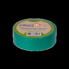 Изолента eco 0,11мм * 18мм/18м зеленая, Аско [eco0150020024]