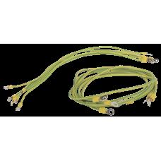 Комплект проводов заземления 50*80 cм-3шт, иек [er12-6568]