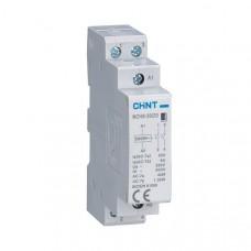 Контактор переменного тока nch8-20/11 2P 20A, Chint [256052]