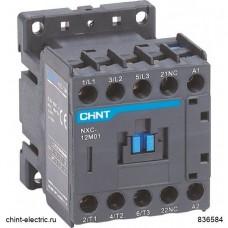 Мини контактор nxc-09M01 9A 220*1нз 50Гц, Chint [836588]