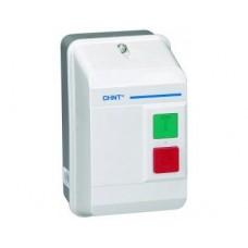Пускатель электромагнитный в корпусе nq3-5.5P 1-1.6A ac220В ip55, Chint [496399]