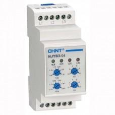 Реле контроля фаз njyb3-8 ac380v, Chint [697027]