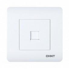 Розетка rj-45 8-проводная (интернет) new3, Chint [715395]