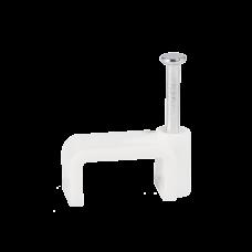 Скоба chf-4 мм плоская (100 шт. ) Аско [eco015004010]
