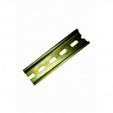 DIN-рейка ElectrO 7,5cm оцинкованная, толщина 1mm (DIN0075)
