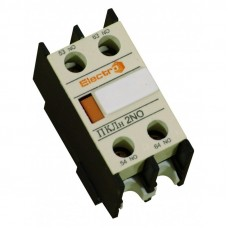 Приставка ElectrO ПКЛн доп.контакты 2NO (PKL2NO)