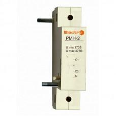 Расцепитель минимального напряжения ElectrO РМН-2 до ВА 1-63, 4,5 кА на DIN-рейку (45RMN2)