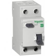 Выключатель дифференциального тока Schneider Electric Easy9 EZ9D34610 1P+N 10A