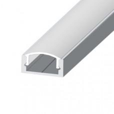 Алюминиевый Профиль PROLUM™ - Накладной, Без анодирования (Комплект)